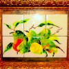 Fruit on Tiles