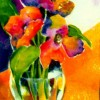 Flowers in Jewels