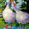 Gossip Birds-the Next Generation