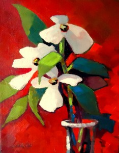 8x10 on gallery wrapped canvas  oil  $78.00